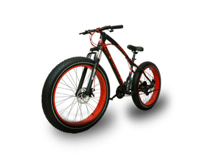 FireCatcher Fat Bike 26x4 1