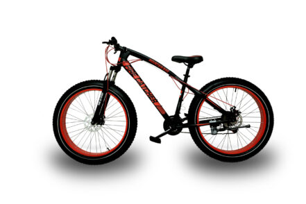 FireCatcher Fat Bike 26x4 L