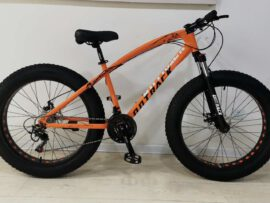OnTrack Jaguar 2021 Orange Fat Bike