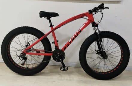 OnTrack Jaguar 2021 RED Fat Bike