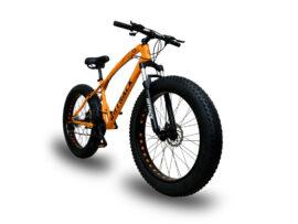 Jaguar Frame OnTrack ORANGE Fat Tyre Bicycle 2021 Model